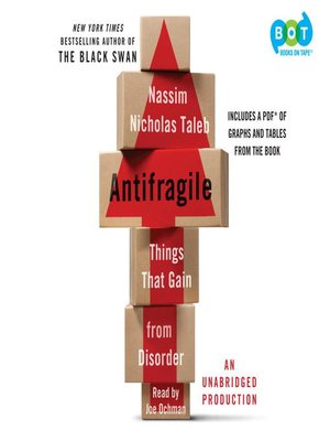 cover image of Antifragile