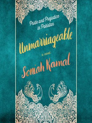cover image of Unmarriageable