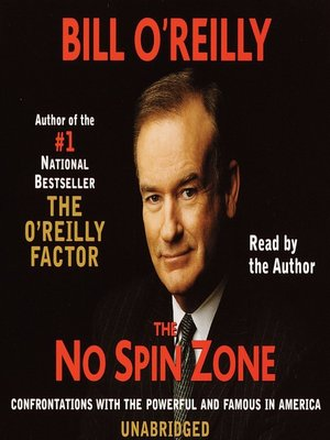 cover image of The No-Spin Zone