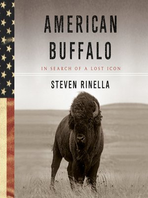 cover image of American Buffalo