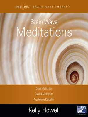cover image of Brain Wave Meditations