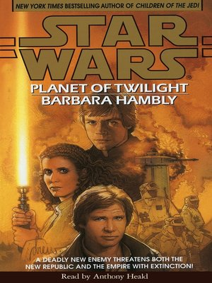 cover image of Planet of Twilight