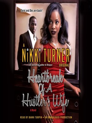 cover image of Heartbreak of a Hustler's Wife