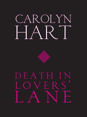 cover image of Death in Lovers' Lane