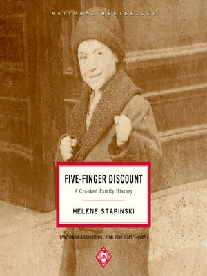 cover image of Five-Finger Discount