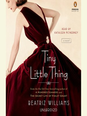 cover image of Tiny Little Thing