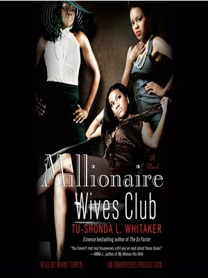 cover image of Millionaire Wives Club