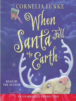 cover image of When Santa Fell to Earth