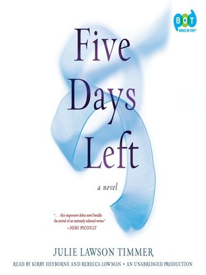 cover image of Five Days Left