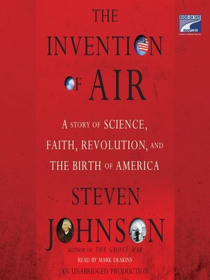 cover image of The Invention of Air