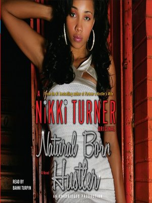 cover image of Natural Born Hustler