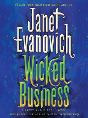 cover image of Wicked Business