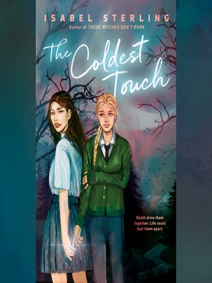 cover image of The Coldest Touch