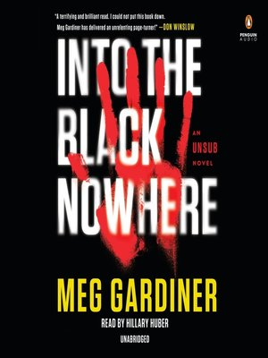 cover image of Into the Black Nowhere