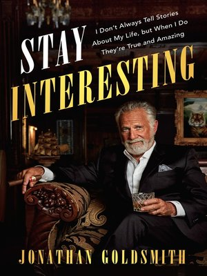 cover image of Stay Interesting