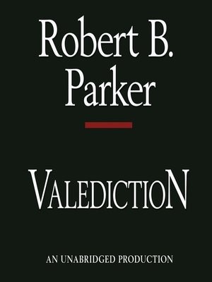 cover image of Valediction