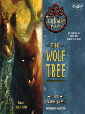 cover image of The Wolf Tree