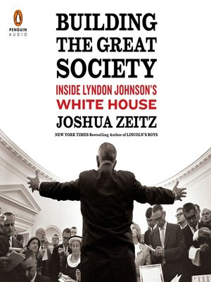 cover image of Building the Great Society
