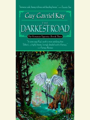 cover image of The Darkest Road