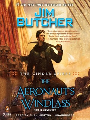 cover image of The Aeronaut's Windlass