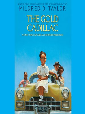 cover image of The Gold Cadillac