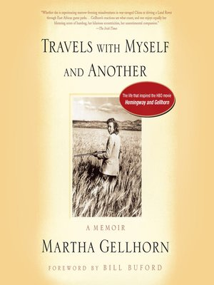 cover image of Travels with Myself and Another