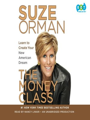 cover image of The Money Class