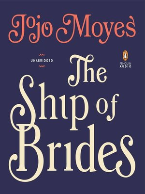 cover image of The Ship of Brides