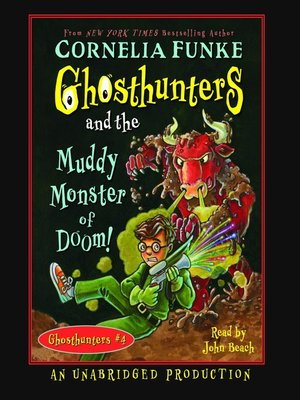 cover image of Ghosthunters and the Muddy Monster of Doom