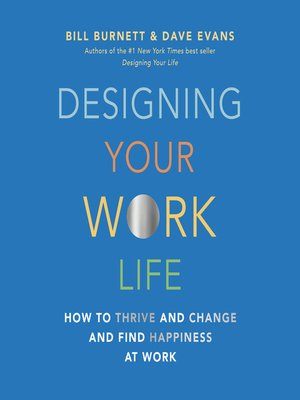 cover image of Designing Your Work Life