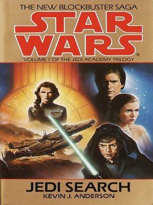 cover image of Jedi Search