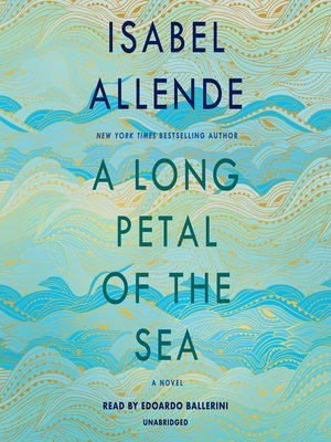 cover image of A Long Petal of the Sea