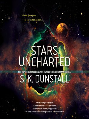 cover image of Stars Uncharted