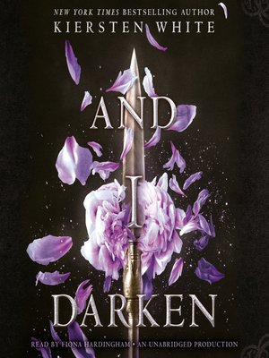 cover image of And I Darken