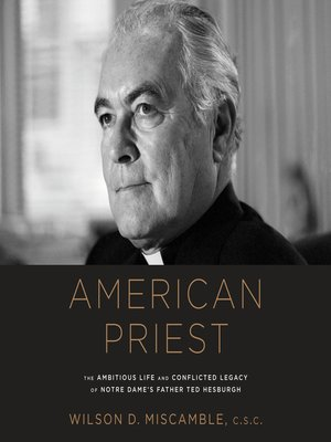 cover image of American Priest
