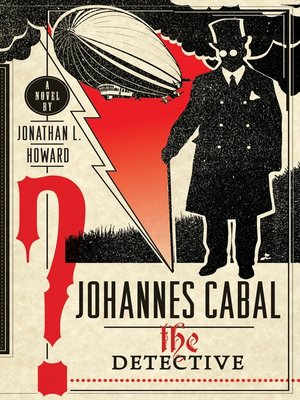 155 Results For Johannes Cabal The Detective 183 Overdrive
