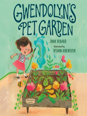 cover image of Gwendolyn's Pet Garden