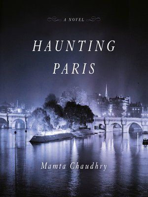cover image of Haunting Paris