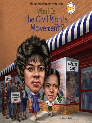 cover image of What Is the Civil Rights Movement?