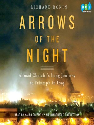 cover image of Arrows of the Night