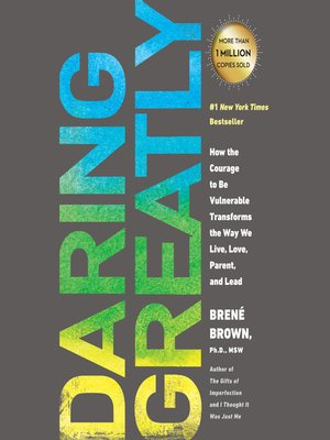 Daring Greatly by Brené Brown · OverDrive (Rakuten OverDrive