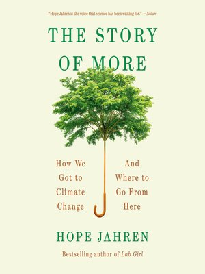 cover image of The Story of More