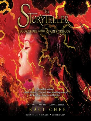cover image of The Storyteller