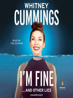 cover image of I'm Fine...And Other Lies