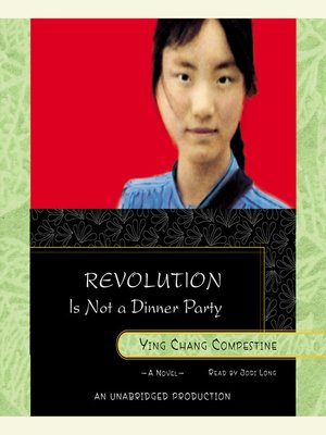 cover image of Revolution Is Not a Dinner Party
