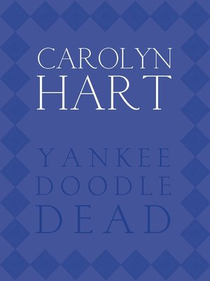 cover image of Yankee Doodle Dead