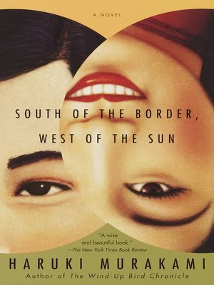 cover image of South of the Border, West of the Sun