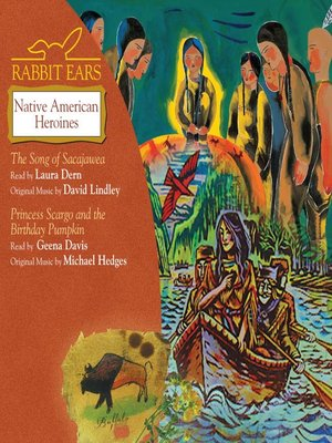 cover image of Rabbit Ears Native American Heroes