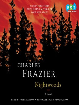 cover image of Nightwoods