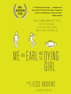 cover image of Me and Earl and the Dying Girl (Revised Edition)